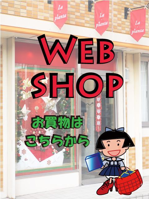 Web Shopのイメージ